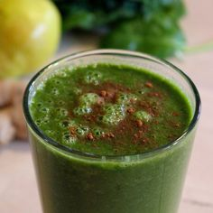 The Scoop | Cleanse Your Toxins With a Winter Detox Smoothie Recipe |  Abe's Market