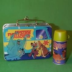 I had this one. It was awesome. I can still smell the rust...nothing like an old metal lunch box with a pb and j.