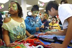 Dia de los niños or Day of the Child. Celebrated on September 10.
