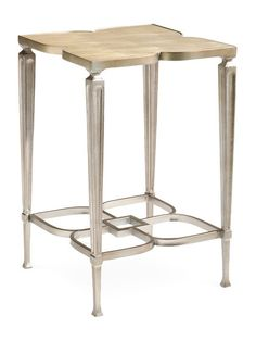 Clover Side Table by Caracole at Gilt