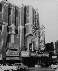 The Historic Hutchinson Fox Theatre - Hutchinson, Kansas