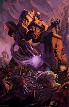Megatrons Wrath