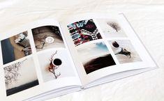 Fotobok med Instagram-bilder