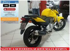 BLOG DO MARKINHOS: Motocicleta com alerta de roubo em Cândido de Abre...