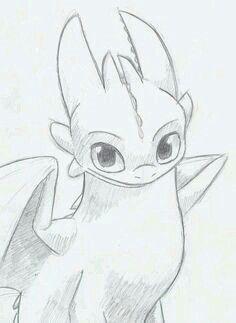 Furia Da Noite Esbocos Disney Desenho Do Banguela Desenhos De