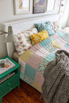 cozy bedroom | Huset ved Fjorden