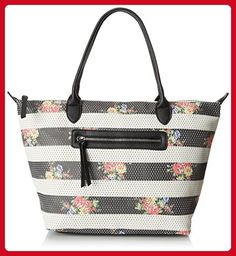 fc9c80770e Dolce Girl Floral Perforated Travel Tote