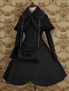 Gabriella Coat mary magdalene