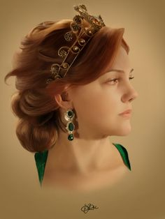 Hurrem Sultan by SalmaElArt