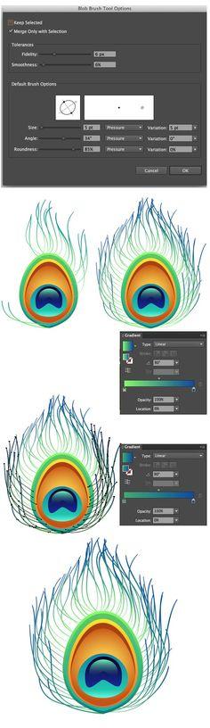 Create a Vibrant Peacock in Adobe Illustrator - Envato Tuts+ Design & Illustration Tutorial