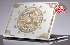 Legend of Zelda Gate of Time Macbook Decal Sticker 0102mac by FunDecalFactory on Etsy