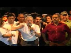 LULA Discurso completo no Rio de Janeiro CULTURA PELA DEMOCRACIA
