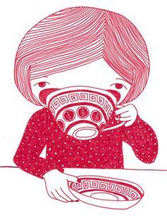 illustration | HELENA LESLIE