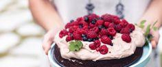 Taivaallisen ihana gluteeniton suklaakakku
