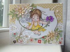 Fairy Pretty by Heather Beck - Cards and Paper Crafts at Splitcoaststampers