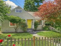 For sale: $500,000. Live your dream at the apex of Ballard and Fremont in this sweet post war era bungalow