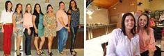 04/12/14 Lages, SC: Confraternização - Marinês Roque e Sindiaffi Sindicato Dos Fiscais de Lages 2014 no Restaurante Bistro