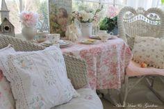 Aiken House & Gardens: A Sun Room Tea