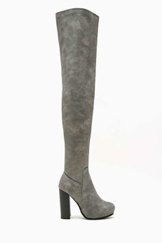 Jeffrey Campbell Kitsap Thigh High Boot