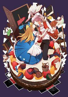 Alice in Wonderland || #anime