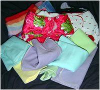 cloth diaper patterns (training pants too)