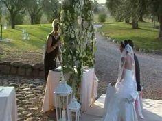 Свадьба в Италии (Абруццо) Алины и Олега с Ларисой Мазур