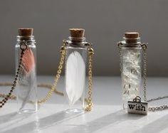 Wish bottles    someone make me these