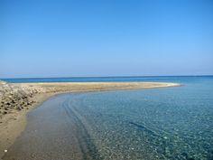 Η πιο όμορφη παραλία της Χαλκιδικής. Η μύτη στο Ποσείδι! (beach in cavoPossidi, Halkidiki)