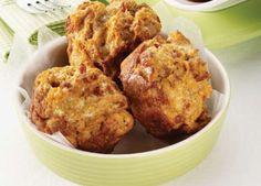 Dans ma boîte à lunch: Petits pains au chorizo