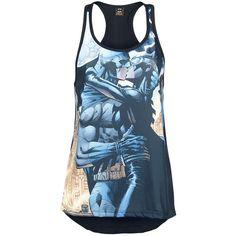 Batman Neckholder »Batman Catwoman Kiss« | Jetzt bei EMP kaufen | Mehr Fan-Merch Tops online verfügbar ✓ Unschlagbar günstig!