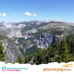 """@easyuk #AWorldOfDifference My fave holiday pic - showing the awesome jaw-dropping beauty of nature #Yosemite"" #Travel #Holiday"