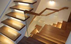 schody Led, Home Decor, Staircases, Decoration Home, Room Decor, Home Interior Design, Home Decoration, Interior Design