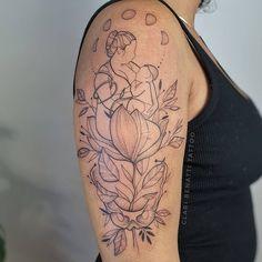 Tatuadores para você agendar sua tatuagem (2021)! - Blog Tattoo2me Tattoos, Blog, Shoulder Tattoo, Delicate Tattoo, Male Tattoo, Tatuajes, Tattoo, Blogging, Tattos