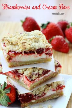 Strawberry Cookie Bars-5a