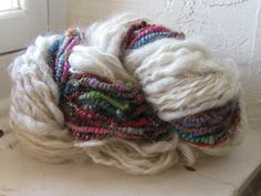 someday I want to spin my own yarn like this
