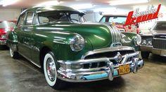 1951 Pontiac Eight Sedan