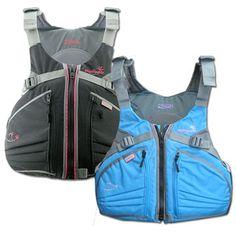 Stohlquist Women's Cruiser Kayak Lifejacket Kayaking PFD Paddling Vest Life Jacket