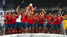 Spain Euro 2012 Champions...best team to ever live
