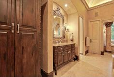 old world tuscan bathrooms | shoot2sell.net | Old World/Tuscan Bathrooms and Powder Bathrooms
