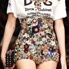 #DolceGabbana #ss2017 #fashionweek