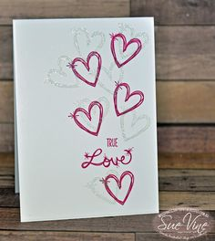 Miss Pinks Craft Spot: Love Sparkles with the International Top 10 Blog Hop