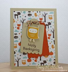 Card Sketch - Tag Card featuring Pattern paper