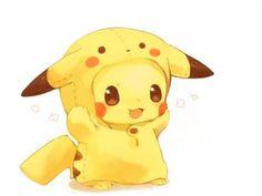 Cute Pikachu   Pokemon Cute Pikachu - Pokemon Picture