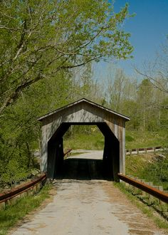 The Dover Covered Bridge was constructed in 1835 and is one of the oldest remaining covered spans in Kentucky State