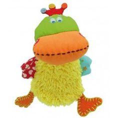 Vrolijke vingerpoppetjes van Dushi! We hebben vier vingerpoppetjes Chick, Rabbit, Flo en Dunk. Laat ze samen met jouw kindje de leukste avonturen beleven!