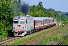 Net Photo: CFR Calatori - Romanian Railways Electroputere class 60 at Sabareni, Romania by Titel Costica Train Tracks, Locomotive, Transportation, Urban, Childhood, Europe, Scenery, Infancy, Locs