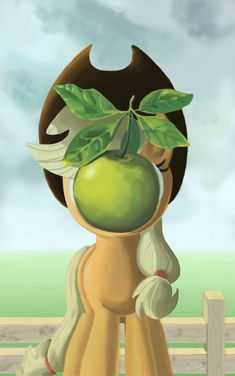 Applejack - Son of Man The Son Of Man, Auguste Rodin, Magritte, Old Ones, My Little Pony, Sons, Disney Characters, Fictional Characters, Lego