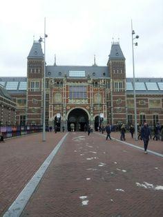 Rijksmuseum,  architect Pierre Cuypers