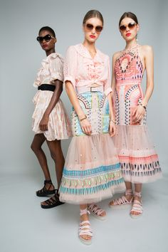 Pre-order the Summer 2018 Temperley Riviera collection now