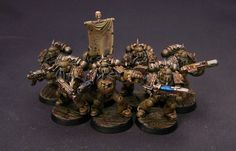 Forge World Death Guard Army - Forum - DakkaDakka | Global recession? Must. Buy. More. Models.